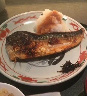 和互 - 鯖の塩焼き
