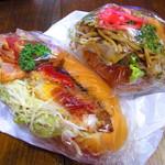 クッキング・ベーカリー ふらいぱん - 料理写真:惣菜パン