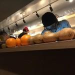 パフェ、珈琲、酒 『佐藤』 - どんどん使われる果物
