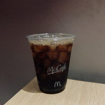 マクドナルド - プレミアムローストコーヒー(アイスコーヒー)