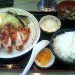 4826481 - 山賊焼定食 900円