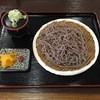 木喰庵 - 料理写真:もりそば 650円