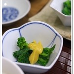菘 - 菜の花
