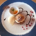 イタリアンダイニングカフェ チィーボ - ciboランチ*デザート3種盛り合わせ