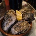 BAR MAR - 牡蛎の白ワイン蒸し