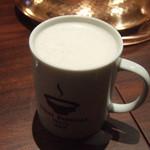 タシデレ - バター茶(500円)