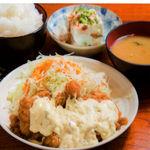 お好み焼たっちゃん - 料理写真: