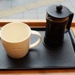 スターバックス・コーヒー - ライトノートブレンドプレス