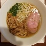 48267198 - 牛塩らぁ麺(2016/2)