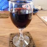 キアンキャバブ - グラスワイン