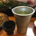 おでん居酒屋 三幸 - 菊姫冷酒