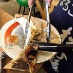 磯丸水産 - マグロカマ焼き