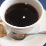レストランテ チョウジ - セットのコーヒー。
