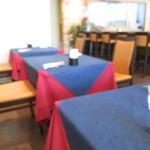 レストランテ チョウジ - テーブル席。