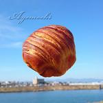 ラ・ディッシュ - 料理写真:クロワッサンブール