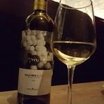 フレンチーナ - スペインの白 ¥1,500-(税別)