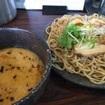 麺場 風雷房 - 特濃しょうゆつけ麺 大盛 ¥830