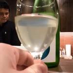 Dining TABI - きりっとした濁り酒。とても美味し☆
