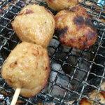 花山 - 肉ダンゴ