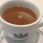 イノダコーヒ - やっぱりイノダコーヒは、これですね