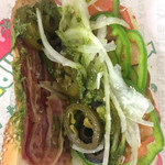 サブウェイ - 料理写真:金曜は、BLT