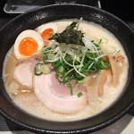 48280950 - 味玉濃厚鶏麺
