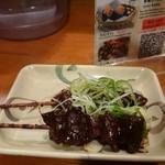 めんつるび - 味噌串
