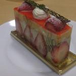 お菓子のアリタ - フレジエ