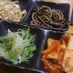 韓まる - つきだし(^^;)