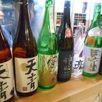 竹はる - 2016.2:日本酒のラインナップ
