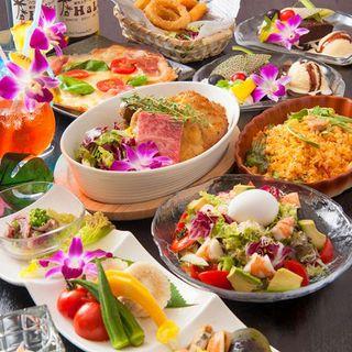 本格イタリアンとステーキ♪オリジナル料理も人気です。