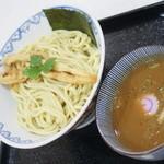 48283745 - 濃厚つけ麺(850円)2016年2月