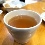 多古菊 - 多古ハイ¥350 おでんの出汁と焼酎がコラボ