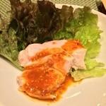 モンスーンカフェ - よだれ鶏