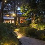 横浜うかい亭 - 庭園