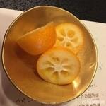 柚木元 - 金柑たまたま