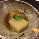 柚木元 - 猪の角煮