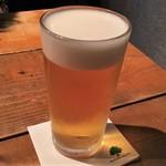 ボンダイカフェヨヨギビーチパーク - 生ビール(ハートランド)