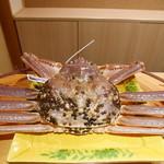 豪龍久保 - 松葉蟹