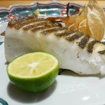 豪龍久保 - 真魚鰹焼き