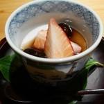 豪龍久保 - 黒豆プリン