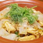 蓮香 - 粉条、傣族固形納豆風味