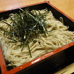 48289569 - ☆細麺のお蕎麦(^o^)丿☆