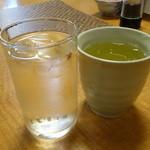 やっこ - ☆温かいお茶&お水☆