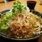 48289575 - ☆鬼おろし蕎麦…太麺(●^o^●)