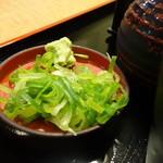 やっこ - ☆葱&わさび☆