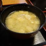 やっこ - ☆温かいお味噌汁☆
