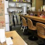 いのうえ - 小上がりをテーブルに転換?小料理屋のような作り