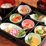 京料理 萬長 - 四季の昼御膳