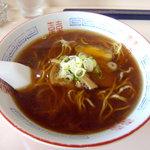 昭和苑 - 醤油ラーメン